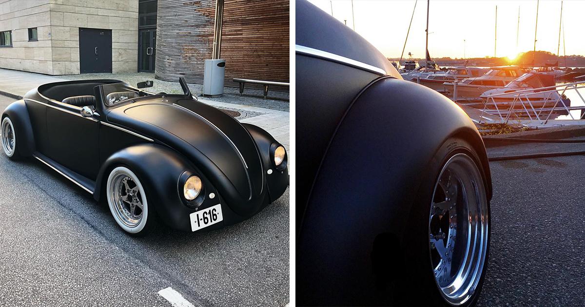 1961 volkswagen beetle deluxe roadster danni koldal fb11.